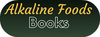 Graphic reading: Alkaline Foods Books