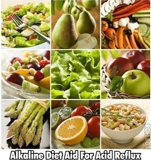 Fruits And Vegetables To Help Against Acid Reflux As For Other Degenerative Diseases