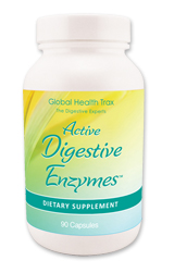 GHT Active Digestive Enzymes-90 capsules