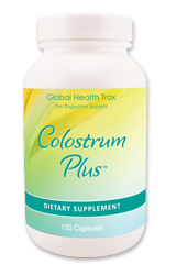 GHT Colostrum Plus - 120 capsules - $33.95