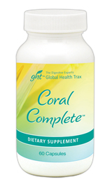 Coral Complete: Calcium supplement