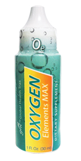 Oxygen Elements Max: oxygen nutritional supplement from GHT