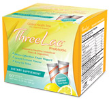 GHT Threelac - Probiotic Supplement