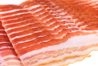 Sliced Bacon - Processed Red Meat