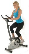 Avari Upright Exercise Bike