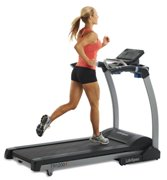 LifeSpan TR 1200i Folding Treadmill